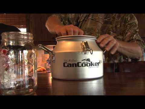 Easy Cooking How To with the Can Cooker Jr – Backwoods Life