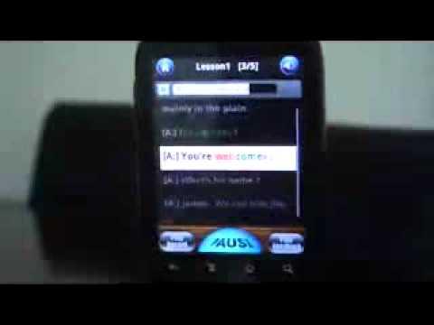 Video of AccentZ IAP