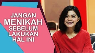 Video JANGAN MENIKAH SEBELUM LAKUKAN HAL INI | BAPER | Merry Riana MP3, 3GP, MP4, WEBM, AVI, FLV November 2018