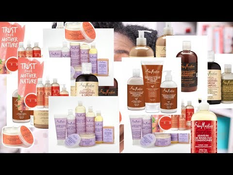 Short hair styles - There's Too Many Natural Hair Products!
