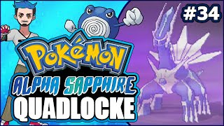 Pokémon AlphaSapphire Randomizer Quadlocke Part 34 | SQUEAKY BUM TIME by Ace Trainer Liam