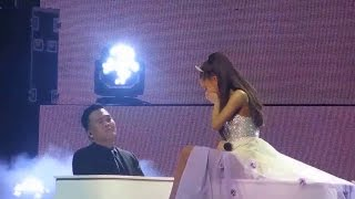 MY NEW VIDEO (March): Ariana Grande speaking different languages: https://www.youtube.com/watch?v=RQ8mgnUpOboSUBSCRIBE,LIKE AND SHARE FOR MORE VIDEOSFollow me on:Twitter: https://twitter.com/AriMoonlightYTInstagram: https://www.instagram.com/AriMoonlightYT/Soundcloud: https://soundcloud.com/user-120328446TOP 10 ON MY CHANNEL:Ariana Grande - Laughing (Compilation): https://www.youtube.com/watch?v=utjLogE9tQ4Ariana Grande HATE her fans: https://www.youtube.com/watch?v=69alpYDtpP4Ariana Grande - Best Fails: https://www.youtube.com/watch?v=zORTOJ6gXUsAriana Grande - Funny Moments: https://www.youtube.com/watch?v=jqXj_YE7_dsAriana Grande - Try Not To LAUGH: https://www.youtube.com/watch?v=u4AfH9Xmcf0Ariana Grande - Try Not To CRY: https://www.youtube.com/watch?v=FHKJQBDenew&feature=youtu.beAriana Grande - Getting Scared: https://www.youtube.com/watch?v=IkP7sHVTQoAAriana Grande - Diva Moments: https://www.youtube.com/watch?v=x8TYh-VIdDIAriana Grande - Crying On Stage: https://www.youtube.com/watch?v=SjQ4V0T-m5U
