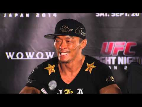 Japan - Watch the full Fight Night Japan post-fight press conference.