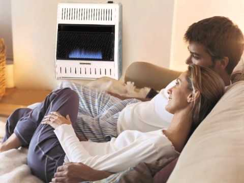 Vent-Free Gas Heaters