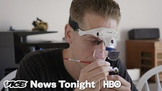 Bootleg Toymaker & China Trade Expansion: VICE News Tonight Full Episode (HBO)