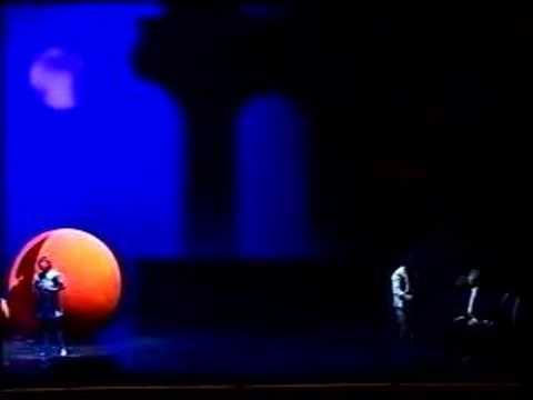 David Amitin Teatro - El amor por tres naranjas