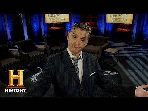 """Greatest Gangster"" Show Open (Episode 16) 