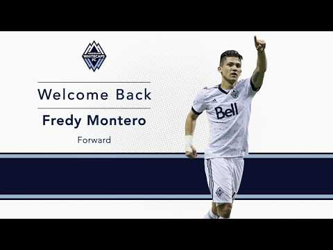 Video: Welcome back, Fredy Montero