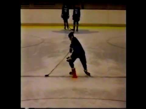 Terry Cullen Stick Handling Drills DVD