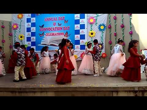 Annual Day Of Brahmam Talent High School