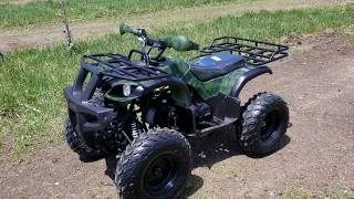 5. 150cc Utility Atv Quad Four Wheeler For Sale From Saferwholesale.com