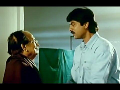 Bhale Bullodu Movie Scenes - Allu Ramalingaiah urges Jagapathi Babu - Jayasudha