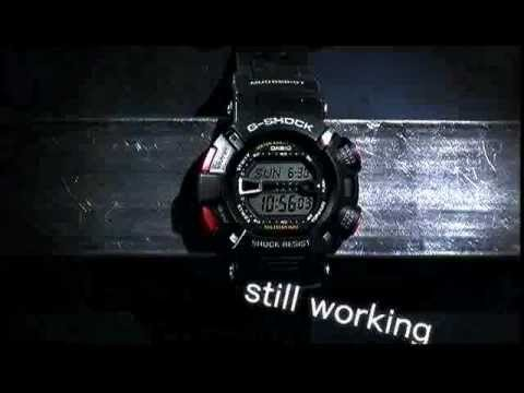 TEST CASIO G SHOCK