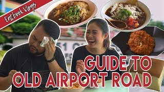 Video GUIDE TO OLD AIRPORT ROAD | Eatbook Vlogs | Ep 53 MP3, 3GP, MP4, WEBM, AVI, FLV Desember 2018
