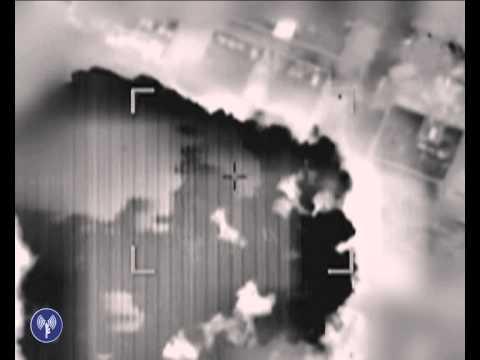 Les frappes israéliennes ont touché les maisons de plusieurs dirigeants du Hamas à Gaza city.