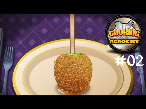 "Cooking Academy 3 #02 Mr. Toffee Im Glas ☆ Let's Play Cooking Academy 3 ""Erfolgsrezepte"""