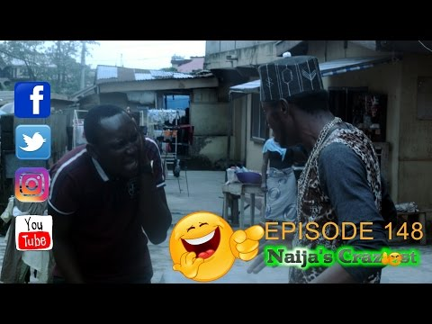 A Cure For Hiccups (Naijas Craziest Comedy Episode 148)