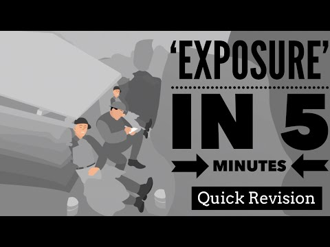 'Exposure' by Wilfred Owen in 5 Minutes: Quick Revision