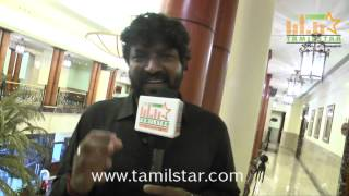 Mime Gopi at Madras Movie Success Meet