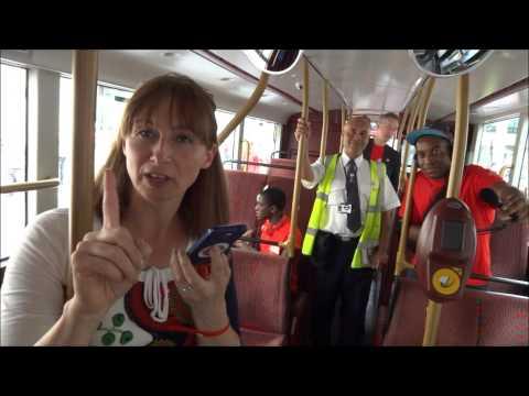 The Voice of London Buses Emma Hignett