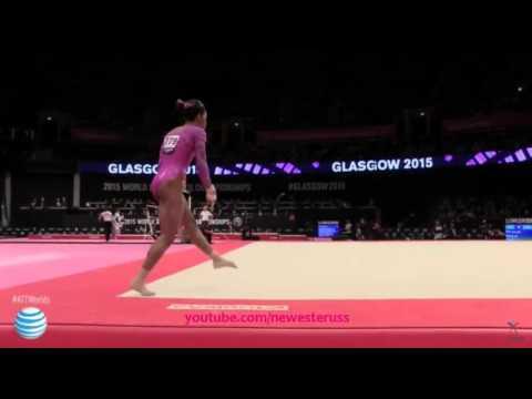 USA Women – 2015 Gymnastics World Champions