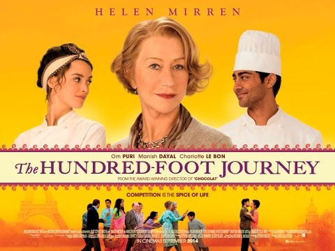 The Hundred Foot Journey 2014