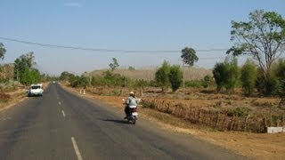 Ban Dondet Laos  city pictures gallery : Lao Highway Route 13 to Ban Nakasang