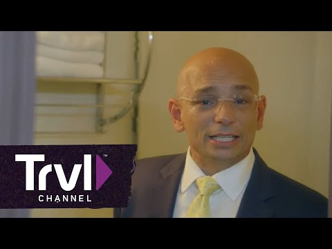Hotel Impossible: Anthony Melchiorri Inspects The Lancer Motel In Myrtle Beach
