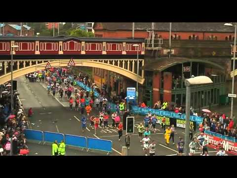 Great Manchester Run 2011
