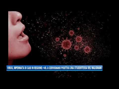 05/09/2020 - CONTAGI IN CRESCITA, POSITIVA STUDENTESSA DI CERVIGNANO