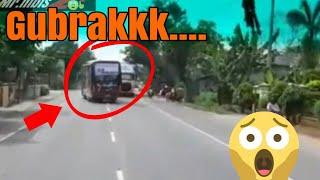 Video gubrak!! hampir nyerempet konvoi 8 bus Po.Haryanto sepesial Haryanto Mania MP3, 3GP, MP4, WEBM, AVI, FLV Agustus 2018