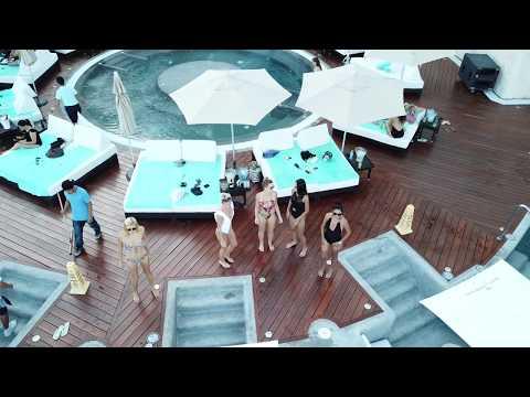 Tour Virtual en hotel con drones  ✅ Paseo Virtual 360 Hotel ME Melia Cancún  |  (4K Full HD) #UAV ✅