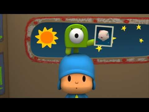 Let's Go Pocoyo ! - Space Mission (S01E09)
