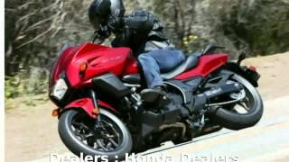 10. 2014 Honda CTX 700 - Specification & Walkaround