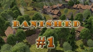 Banished #1 [Poradnik][Gameplay]
