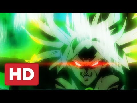 Dragon Ball Super: Broly Movie Trailer (English Dub Reveal) Exclusive - Comic Con 2018 - Thời lượng: 91 giây.