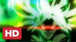 Dragon Ball Super: Broly Movie Trailer (English Dub Reveal) Exclusive - Comic Con 2018
