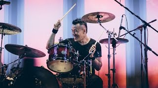 Video Brandon Khoo - Moby Dick / Drum Solo MP3, 3GP, MP4, WEBM, AVI, FLV Maret 2018