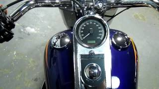 8. 2012 HARLEY-DAVIDSON FLSTF SOFTAIL FAT BOY FOR SALE