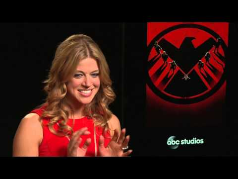 Agents of S.H.I.E.L.D.: Adrianne Palicki Exclusive Interview