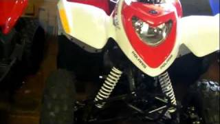 8. 2011 Polaris Phoenix 200 Quad - Phoenix 200 Walkaround Review