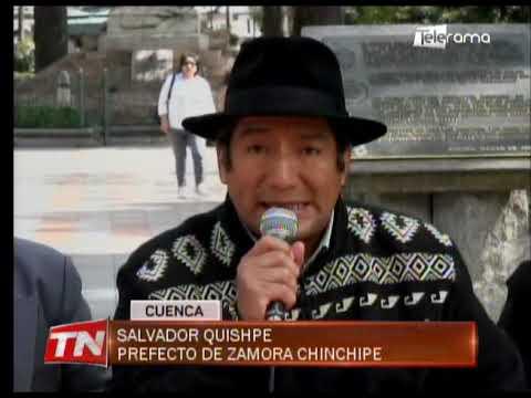 Sectores sociales convocan a marcha por la Dignidad de Zamora Chinchipe