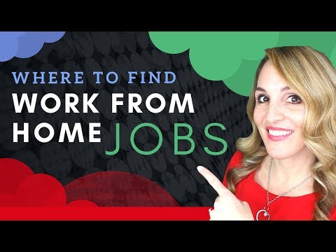 Work From Home Career Options - 5 Remote Work Opportunities 2018