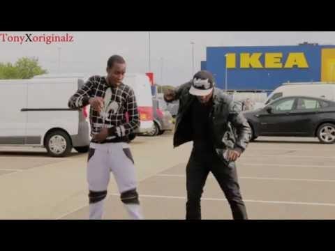 UgFam Dances to - Eddy Kenzo - Disco Disco - [ London Version]
