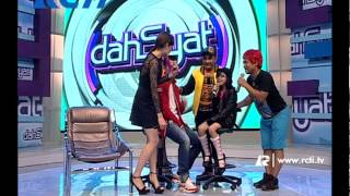 Video Dahsyat 5 Jan 2014  - Raffi Ahmad vs Cinta Kuya MP3, 3GP, MP4, WEBM, AVI, FLV Juli 2019