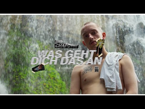 CHAPO102 - WAS GEHT DICH DAS AN (prod. By THEHASHCLIQUE) Official Video
