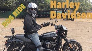 8. Harley Davidson | Street 750 | Hog Ride 2017 | PDD