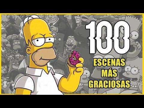 Frases celebres - Las 100 Mejores FRASES de Los Simpsons  de todos los PÜTOS TIEMPOS!!! [audio latino]