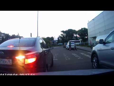 Осторожно автоледи