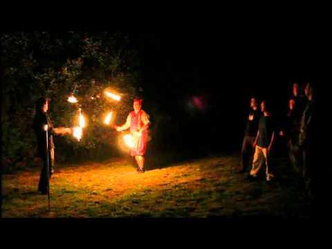 VIDEO - ukázka ohňová show